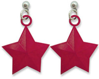 Sailor Moon: Sailor Mars Star Earrings