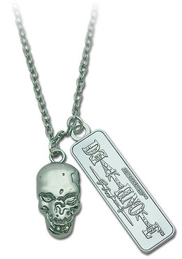 Death Note: Skull Necklace