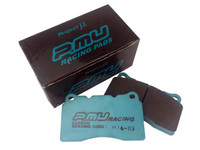 Project Mu SAS964 Front Brake Pad Set (F1660-SAS964)