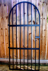 Spanish Style Iron Gate - Many Sizes to choose from