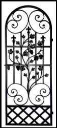 Charlotte Louviere Iron Wine Cellar Door