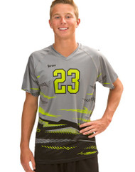 Rox Volleyball Roxamation Mens Hologram Jersey, Sublimated Volleyball Jerseys for Men, Mens Custom Volleyball Jerseys, Sublimated Uniforms