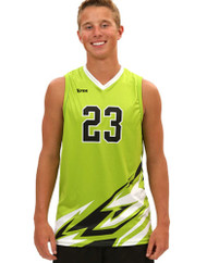 Rox Volleyball Roxamation Men's Bolt Jersey