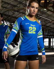 Rox Volleyball Roxamation Prism Jersey
