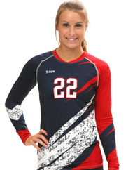 Rox Volleyball Roxamation Victory Jersey - Texture 1