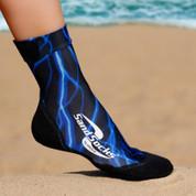 Vincere SAND SOCKS - Blue Lightning