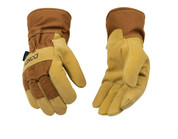 Kinco 1958 Waterproof Pigskin Leather Mens Work Gloves