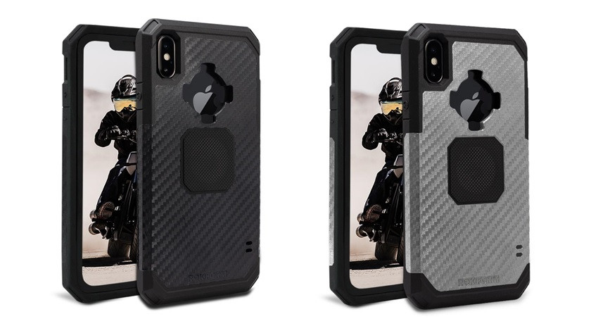 Black Rokform Rugged Case for iPhone XS Max