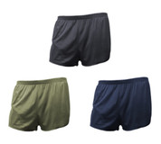 Soffe Men's Ranger Silkies Running Shorts