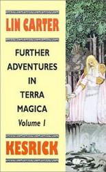 Terra Magica #1: Kesrick, by Lin Carter