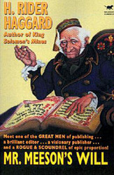 Mr. Meeson's Will, by H. Rider Haggard