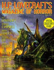 H.P. Lovecraft's Magazine (Book Paper Edition) #1