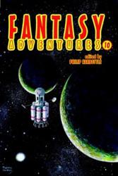 Fantasy Adventures 10, edited by Philip Harbottle (Paperback)