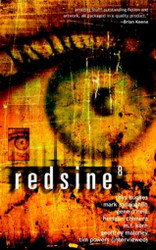 Redsine 8, edited by Trent Jamieson & Garry Nurrish (Paperback)