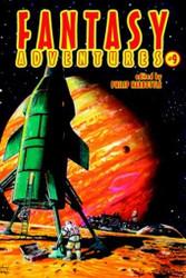 Fantasy Adventures 9, edited by Philip Harbottle (Paperback)