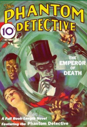 The Phantom Detective #1 (Feb. 1933)