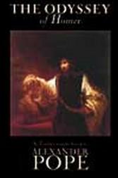 The Odyssey of Homer, Alexander Pope, Translator (Paperback)