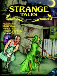 Strange Tales #9, edited by Robert M. Price (pulp edition)