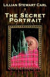 The Secret Portrait, by Lillian Stewart Carl (Paperback)