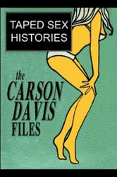 Taped Sex Histories, by Carson Davis (Paperback)