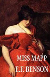 Miss Mapp, by E.F. Benson (Case Laminate Hardcover)