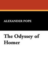 The Odyssey of Homer, by Alexander Pope (Paperback)