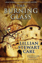 The Burning Glass, by Lillian Stewart Carl (Paperback)