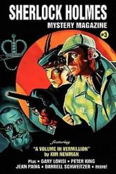 Sherlock Holmes Mystery Magazine #03, edited by Marvin N. Kaye (Paperback)