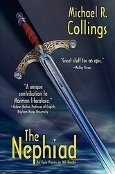 The Nephiad: An Epic Poem in XII Books, by Michael Collings (Paperback)