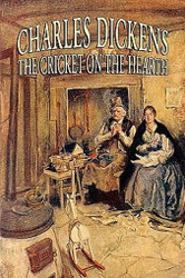 The Cricket on the Hearth, by Charles Dickens (trade pb)