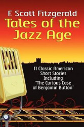 Tales of the Jazz Age: Classic Short Stories, by F. Scott Fitzgerald (hard case laminate)