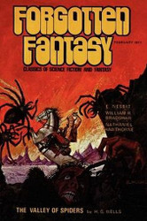 Forgotten Fantasy: Issue #3, February 1971, edited by Douglas Menville and Robert Reginald (Paperback)