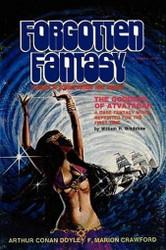 Forgotten Fantasy: Issue #1, October 1970, edited by Douglas Menville and Robert Reginald (Paperback)