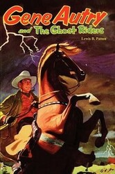 Gene Autry and the Ghost Riders, by Lewis B. Patten (Paperback)