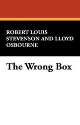The Wrong Box, by Robert Louis Stevenson (Hardcover)