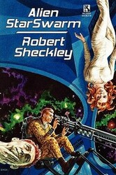 Wildside Double #6: Alien StarSwarm, by Robert Sheckley / Human's Burden, by Damien Broderick and Rory Barnes (Paperback)