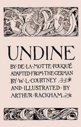 Undine, by Friedrich de la Motte-Fouqué (Paperback)