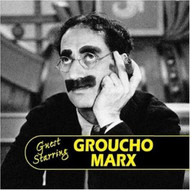 Guest Starring Groucho Marx (Audio CD)