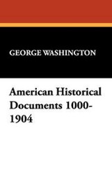 American Historical Documents 1000-1904 (Hardcover)