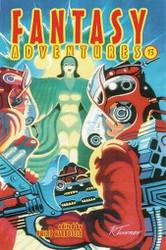 Fantasy Adventures 13, edited by Philip Harbottle (Paperback)