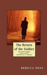The Return of the Soldier, by Rebecca West (Hardcover)