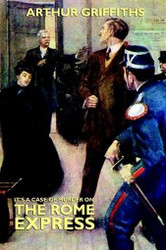 The Rome Express, by Arthur Griffiths (Paperback)