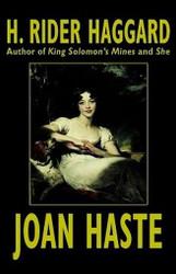 Joan Haste, by H. Rider Haggard (Hardcover)