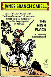 The High Place, by James Branch Cabell (Hardcover)