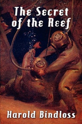 The Secret of the Reef, by Harold E. Bindloss (Paperback)