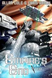 Empire's End (Sten #8), by Allan Cole & Chris Bunch (Paperback)