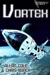 Vortex (Sten #7), by Allan Cole & Chris Bunch (Paperback)