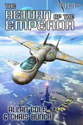 Return of the Emperor (Sten #6), by Allan Cole & Chris Bunch (Paperback)
