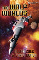 The Wolf Worlds: The Sten Series, Vol. 2, by Allan Cole & Chris Bunch (Paperback)