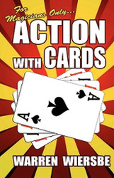 For Magicians Only: Action with Cards, by Warren Wiersbe (Paperback)
